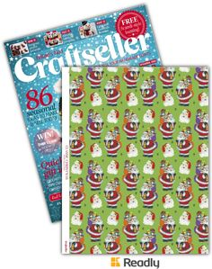 Suggestion about Craftseller Xmas 2015 page 53