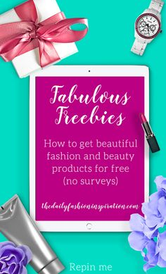 how to get free samples freebies
