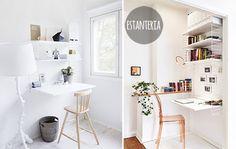 5 + 5 ideas para crea tu propio espacio para trabajar en casa | Decoración
