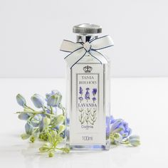 LAVANDA DEO COLONIA 100ML - TaniaBulhoes Summer Hairstyles, Selena Gomez, Diffuser, Perfume Bottles, Violets, Beauty, House, Hand Soaps, Bath