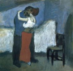 Embrace, 1900 - Pablo Picasso