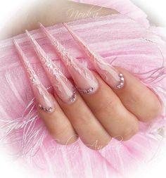 Rózsaszín #álomköröm #Nails: Norka Andrea Szalay