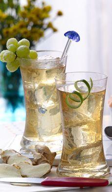 Lemon-Lime Ginger Ale