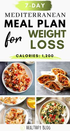 Healthy Eating Recipes, Healthy Cooking, Whole Food Recipes, Easy Mediterranean Diet Recipes, Mediterranean Dishes, Mediteranian Diet Recipes, Med Diet, Diet Meal Plans, Meal Planning