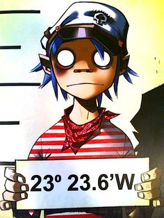 Gorillaz Mexico and Latin America Forum :: Gallery Gorillaz (orders, contributions, etc.) -