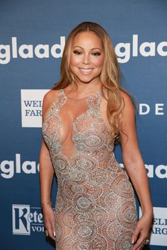 Mariah Carey Photos - 27th Annual GLAAD Media Awards in New York - Red Carpet - Zimbio