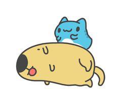 Capoo Cat