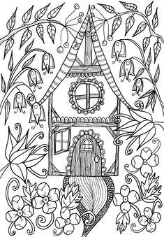 Little House by WelshPixie @ DeviantArt