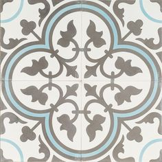 teal blue clover reproduction jatanainteriors.com.au                                                                                                                                                                                 More
