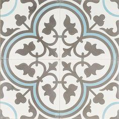 teal blue clover reproduction jatanainteriors.com.au
