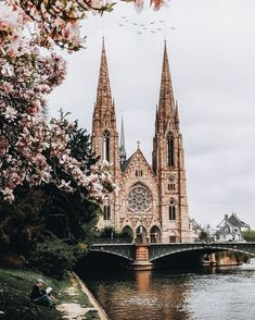 Holiday Inspiration: The City of Strasbourg & the Village of Colmar Von Daniela Chelariu – Weekday Wanderlust Oh The Places You'll Go, Places To Travel, Travel Destinations, Places To Visit, Travel Tips, Travel Abroad, Travel Essentials, Solo Travel, Wanderlust Travel