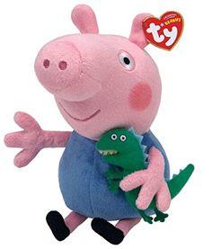 "Peppa Pig 8"" George Pig Plush Stuffed Animal Toy Kerkhoff... https://www.amazon.com/dp/B017UZ7WB2/ref=cm_sw_r_pi_dp_x_D9BpybX8MPY8A"