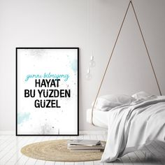 Hayat Bu Yüzden Güzel. Doovar'dan Türkçe posterler!