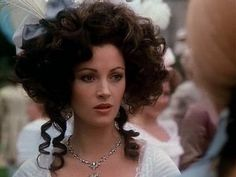 Jane Seymour as Marguerite St. Just in The Scarlet Pimpernel (1982)