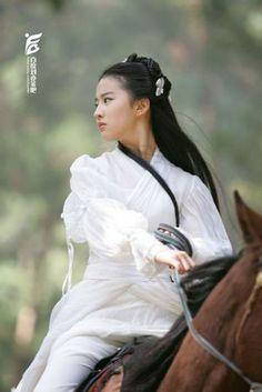 Crystal Liu Yi Fei 刘亦菲 -- ''Return of the Condor Heroes'' 2006 TV series