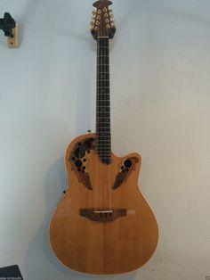 Ovation MC868 Mandocello Acoustic Electric Case Cello Mandolin Mandola Guita   eBay