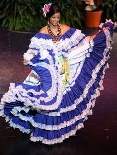 Honduras national costume