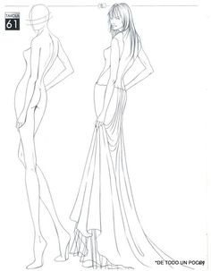 How to draw fashion sketches could be a business opportunity for more – Artofit Fashion Drawing Tutorial, Fashion Figure Drawing, Fashion Model Drawing, Fashion Design Drawings, Fashion Sketches, Fashion Illustration Poses, Fashion Illustration Template, Fashion Figure Templates, Fashion Design Template