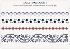 Blackwork Embroidery, Folk Embroidery, Cross Stitch Borders, Cross Stitch Patterns, Romanian Lace, Beading Projects, Hama Beads, Beading Patterns, Pixel Art
