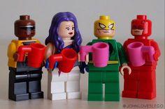 Morning coffee with The Defenders.  Happy Weekend my friends! #TGA_breakingtheprotocol #lego #legophotography #toyphotography #dejesta #ata_dreadnoughts #brickcentral #bricknetwork #toygroup_alliance #toyunion #toyslagram_lego #justanothertoygroup #toys4life #toypops2 #toydiscovery #toysaremydrug #toyartistry #toycommunity #toptoyphotos #toycrewbuddies #toyboners #toysphotogram #toysyn #btstp_id #lego_hub #marvel #daredevil #jessicajones #netflix #coffeetime by johnloveslego