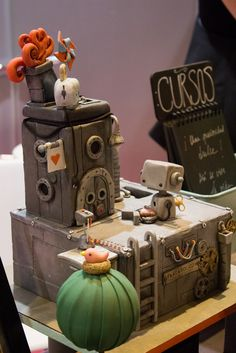 a Fashion Cake, una feria bonita pero con poco que ofrecer http://elbauldelasdelicias.blogspot.com.es/2013/10/la-fashion-cake-de-madrid-una-bonita.html