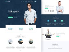 Another Landing Page
