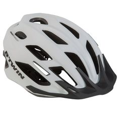 29,99€ - VELO Equipement du cycliste - CASQUE VELO 500  BLANC - B'TWIN