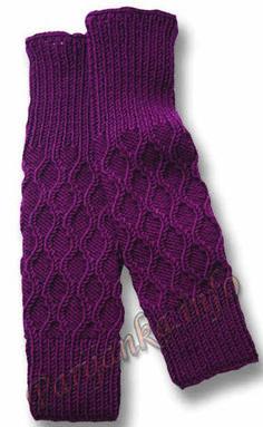 Гетры (д) 22*18 Anny Blatt HS №3291 Knitted Mittens Pattern, Knit Mittens, Mitten Gloves, Knitting Socks, Hand Knitting, Knitting Patterns, Crochet Boots, Knit Crochet, Sock Leggings