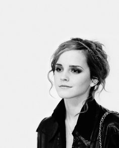 Emma Watson | I had a dream about meeting her. She hugged me. <3