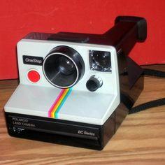 Polariod rainbow camera