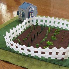 garden play mat