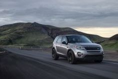 2015 Land Rover Discovery Sport Front Three Quarter In Motion