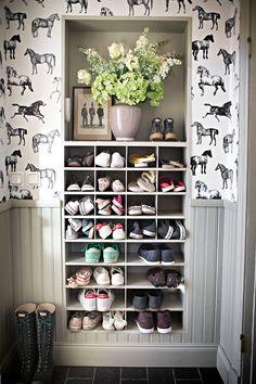 Ikea Hall, Nordic Style, Shoe Rack, Entryway, House Design, How To Plan, Interior, Room, Hallways