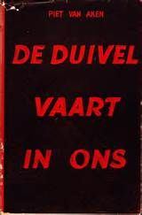Dit werk van Piet van Aken werd in opdracht van de N.V ...