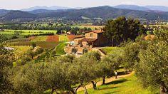 Conti di San Bonifacio - Wine Resort en Gavorrano | Splendia - http://pinterest.com/splendia/