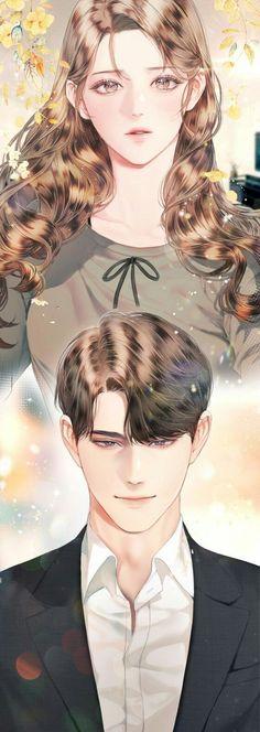 Hanya berisi kumpulan gambar yang ku dapat dari internet, siapa tau p… #acak # Acak # amreading # books # wattpad Anime Couples Manga, Cute Anime Couples, Anime Guys, Manga Anime, Anime Art, Cute Couple Art, Anime Love Couple, Sweet Drawings, Episode Backgrounds