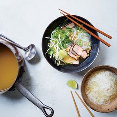 A few spices (and a cool skillet move) turn store-bought broth into something deeply satisfying.