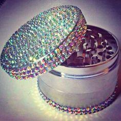 420 bling bling grinder