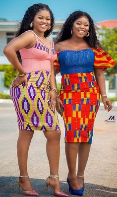 Beautiful kente