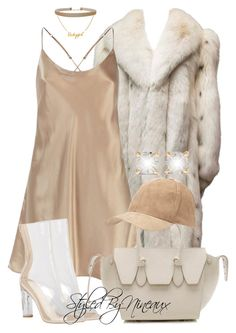 """""""Baby Girl"""" by styledbynineaux ❤ liked on Polyvore featuring Harrods, Humble Chic, Anita Ko, CÉLINE and BCBGeneration"""
