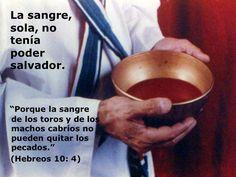 Resultado de imagen para HEBREOS 10:4