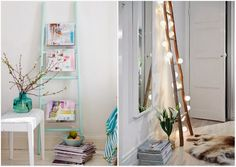 Ideas de decoración Low Cost con DIY | La Bici Azul: Blog de decoración, tendencias, DIY, recetas y arte