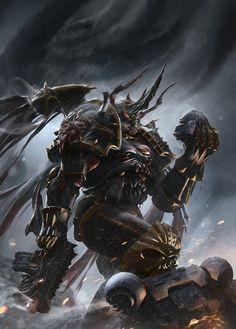 Games Workshop Codex: Black Legion