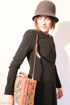 Vintage Case    Vintage Dress    www.belmondovintage.com