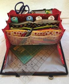Quilters organizer bag   Craftsy