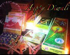 Crackers N Diwali