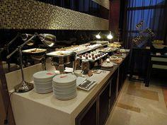 佛山恒安瑞士大酒店自助晚餐