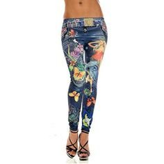 Women Jeans,Baomabao Sexy Lady Stretchy Skinny Print Denim Leggings Jeggings Pants (Blue)  Obviously if you like to find the best clothing sales online then check out these deals.  All the clothes I have found are below $10 bucks and many items below $5.00.   You can find women's pants, dresses, clothes, skirts, shorts and even leggings for less than ten bucks.  These are amazing online sales that do not last long. These would make chic, fabulous, and cute additions to your wardrobe.  Especi