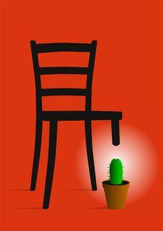 Phantomschmerz / Thomas P. Symbols, Chair, Furniture, Home Decor, Art, Art Background, Decoration Home, Room Decor, Icons