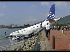 Accidentes de aviones - impactantes horribles brutales